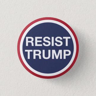 Resist Trump 1 Inch Round Button