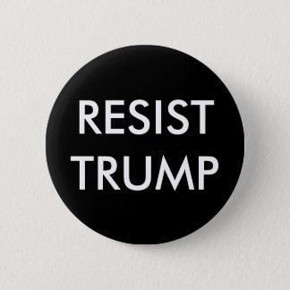 Resist Trump 2 Inch Round Button