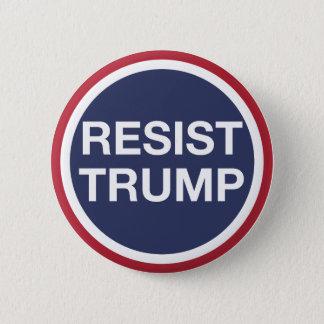 Resist Trump 2 Inch Round Button
