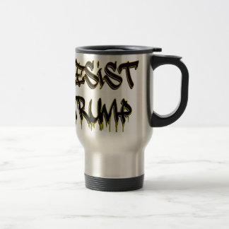 Resist Trump Travel Mug
