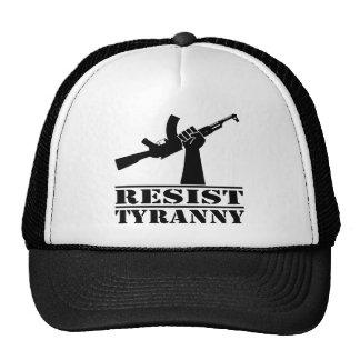 Resist Tyranny AK Mesh Hats
