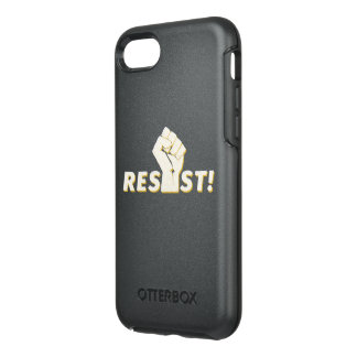 Resist with a Fist OtterBox Symmetry iPhone 8/7 Case