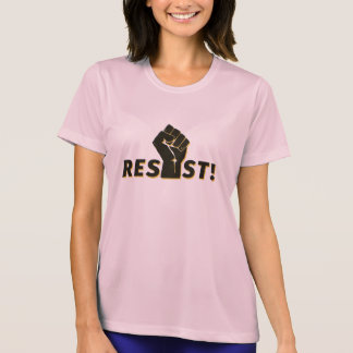 Resist with a Fist T-Shirt