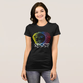 """Resist"" With This Colorful Sun T-Shirt"