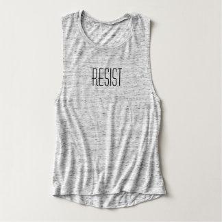 Resist Women's Muscle Tank