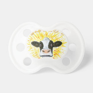 Resistance Dairy Cow Pacifiers