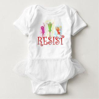 Resistance Fairies Baby Bodysuit
