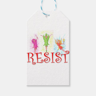 Resistance Fairies Pack Of Gift Tags