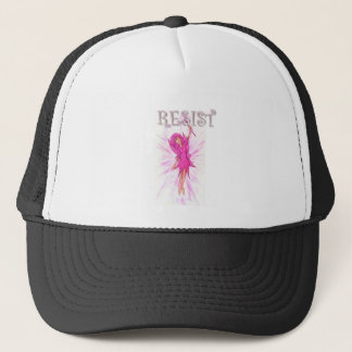 Resistance Fairy Trucker Hat