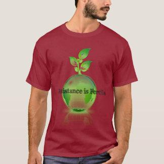 Resistance is Fertile Shirt #3