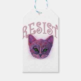 Resistance Kitten Pack Of Gift Tags