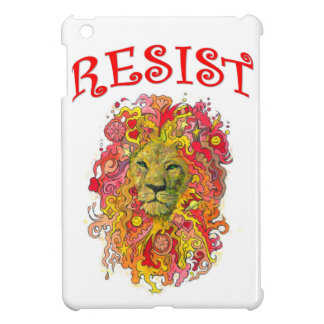 Resistance Lion iPad Mini Cover