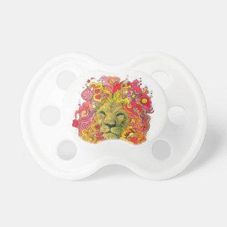 Resistance Lion Pacifier