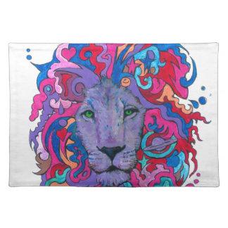 Resistance lion placemat