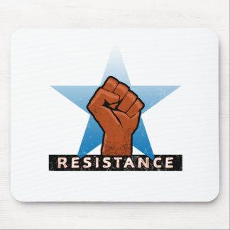 resistance mouse pad