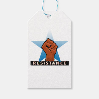 resistance pack of gift tags