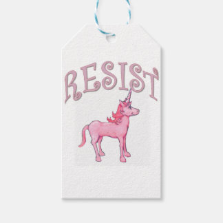 Resistance Unicorn Gift Tags