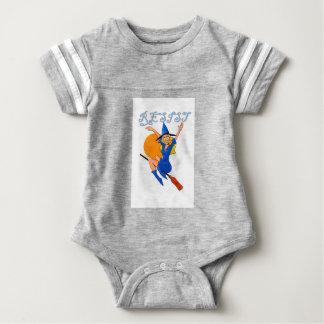 Resistance Witch Baby Bodysuit