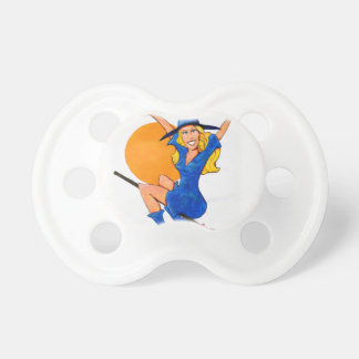 Resistance Witch Baby Pacifiers