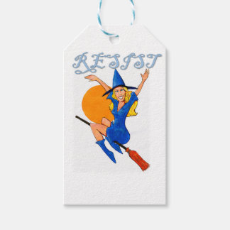 Resistance Witch Pack Of Gift Tags