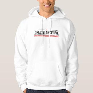 #ResistanceLive Men's Hoodie