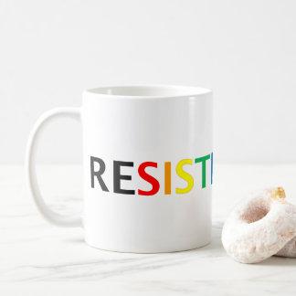 Resisterhood mug