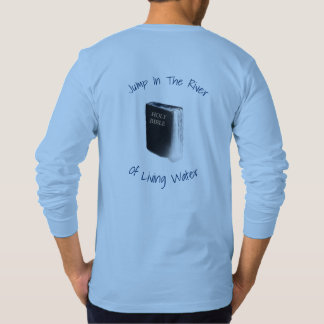 Resolution: Jump in the River T-Shirt