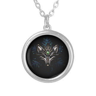 Resolution Silver Plated Necklace