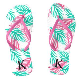 Resort Chic Flip Flip Flip Flops