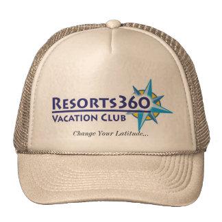 Resorts 360 Hat - Change Your Latitude