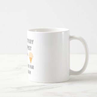 Resp Therapist ... Will Work For Ice Cream Coffee Mug