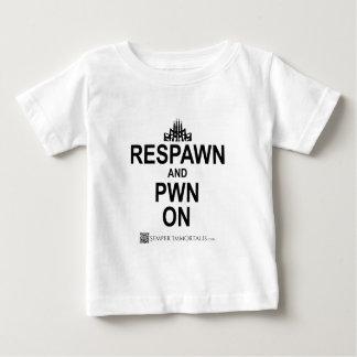 Respawn and PWN ON Tee Shirt