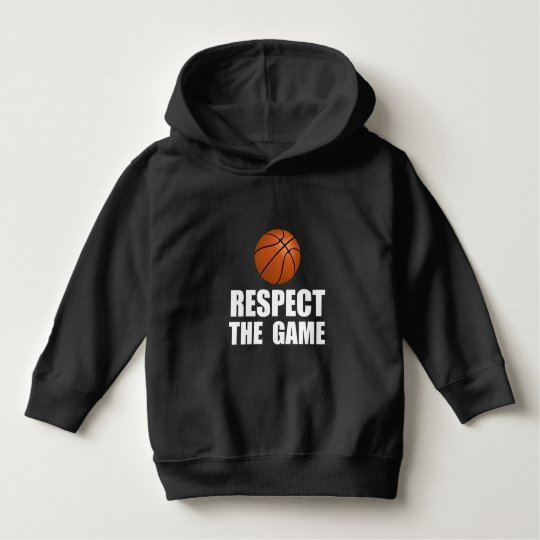 Respect Basketball Hoodie