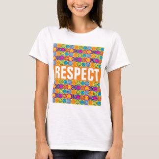 RESPECT Diversity Smile Tshirt