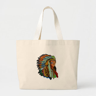 RESPECT FOR NATURE LARGE TOTE BAG