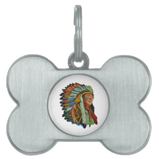 RESPECT FOR NATURE PET ID TAGS