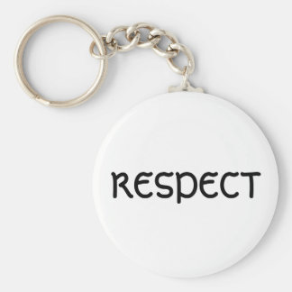 RESPECT KEYCHAINS