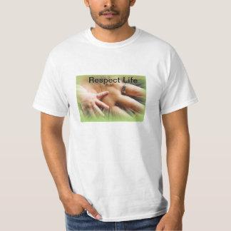 Respect Life T-shirts