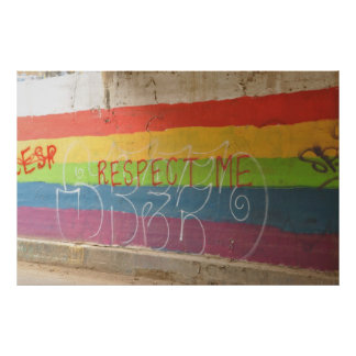 RESPECT ME POSTER