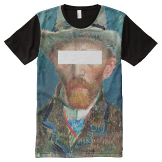 Respect My Privacy All-Over-Print T-Shirt