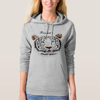 Respect Nature Women's Hoodie