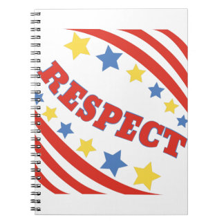 Respect Note Book