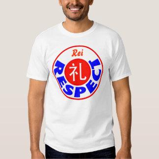 Respect - Rei T-shirts