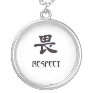 Respect symbol Necklace