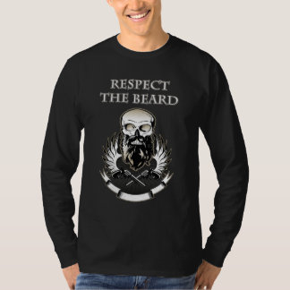 RESPECT THE BEARD Gifts & Shirts for Beard Lovers