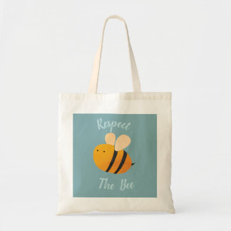 Respect the Bee Tote