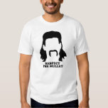 Respect The Mullet Tee Shirt