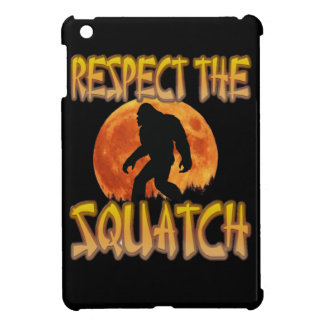 Respect The Squatch iPad Mini Case