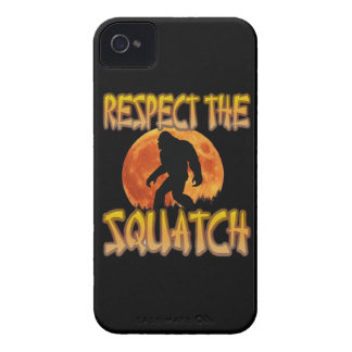 Respect The Squatch iPhone 4 Case