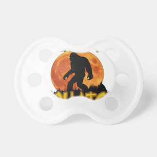 Respect The Squatch Pacifier